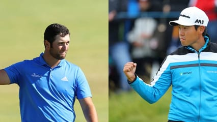 Irish Open 2017 Ergebnisse Tag 3 Moving Day Jon Rahm Daniel Im