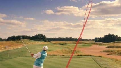 Das Equipment im Golf wird immer besser, die Spieler sind immer trainierter, nur die Plätze bleiben gleich und damit zu kurz. (Foto: Twitter/@TopGolf)