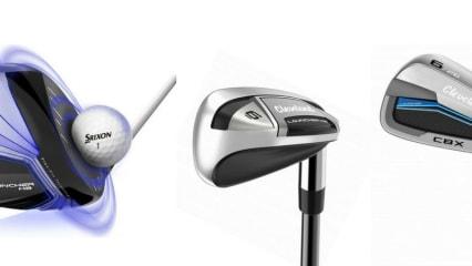 Cleveland Golf mit neuer Schlägerserie: Die Launcher-Familie (Foto: Cleveland Golf)