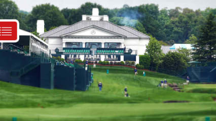 PGA Championship 2017 Live: Moving Day in Quail Hollow