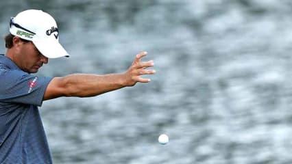 Auch Kevin Kisner wurde am Moving Day der PGA Championship 2017 kalt von der