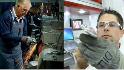Geht Bob Vokey (links) in den Ruhestand und wird von Aaron Dill (rechts) abgelöst? (Fotos: Twitter @jonathanrwall/@VokeyWedges)