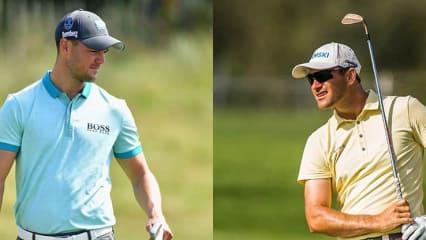 British Masters 2017 Tag 1 Martin Kaymer Florian Fritsch