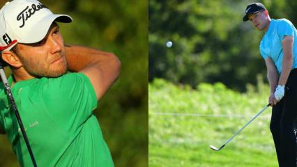 Max Kieffer und Alexander Knappe können beim Portugal Masters 2017 überzeugen. (Fotos: Getty)