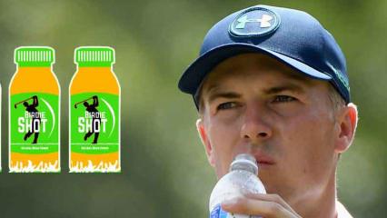 Birdie Shot soll Golfern auf der Runde Energie geben. (Foto: Getty)