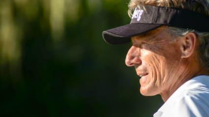 Bernhard Langer über die positive Entwicklung des Golfsports. (Foto: Getty)