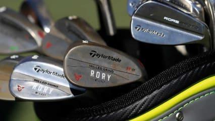 Die berühmtesten Golfschläger. (Foto: Getty)