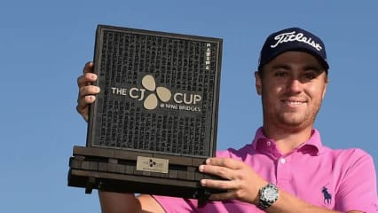 Cj Cup @ Nine Bridges 2017 Sieger Justin Thomas