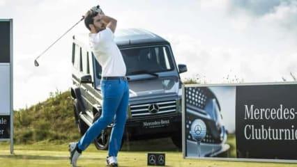 Das Mercedes-Benz Clubturnier Finale 2017 in WinstonGolf war ein voller Erfolg und bot hochklassigen Golf im Team und zahlreiche Nebenschauplätze. (Foto: Mercedes-Benz)