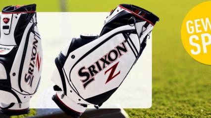 Wir verlosen in dieser Woche ein Srixon Tour Cart Bag für den perfekten Start in die Golfsaison 2018! (Foto: Golf Post)