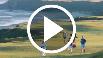 72 Löcher an nur einem Tag? (Fast) kein Problem für Erik Anders Lang von Adventures in Golf. (Foto: Screenshot)