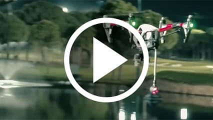 Golf Video Drohnen Golf Martin Kaymer