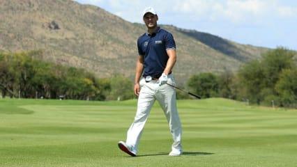 Bester Deutscher in der Golf-Weltrangliste Herren: Martin Kaymer. (Foto: Getty)