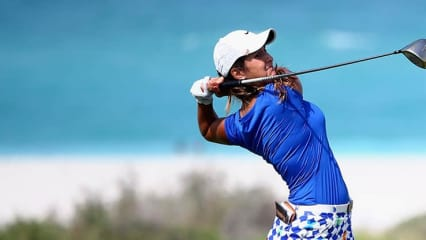 LET Livestream Fatima Bint Mubarak Ladies Open 2017 Leticia Ras-Anderica