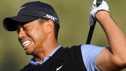 Die Verletzungsgeschichte von Tiger Woods in Bildern. (Foto: Getty)