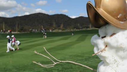 Der Winter naht mit großen Schritten in der Golf Post App. (Foto: Getty)