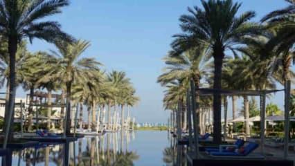 Golf spielen und Reisen auf höchstem Niveau in Abu Dhabi. (Foto: Jürgen Linnenbürger)