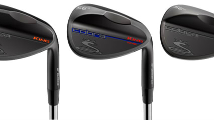Cobra King Black Wedge und Cobra King Black One Wedge. (Foto: Cobra Golf)