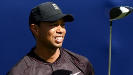 Es läuft noch nicht ganz rund für Tiger Woods bei der Farmers Insurance Open. (Foto: Getty)