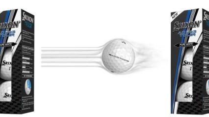 Srixon AD333 Tour Golfbälle. (Foto: Srixon)