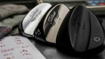 Titleist Vokey Wedges Spin Milled 7. (Foto: Titleist)