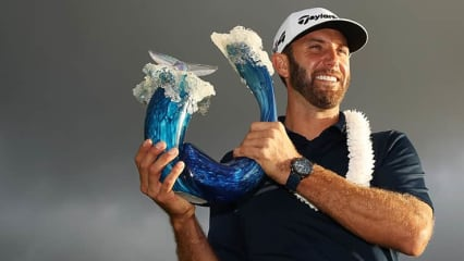Sentry Tournament of Champions 2018 Ergebnisse Sieger Dustin Johnson