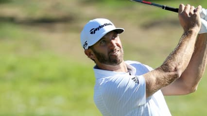 AT&T Pebble Beach Pro-Am 2018 Runde 2 Dustin Johnson