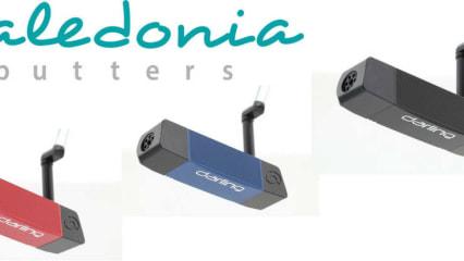 Caledonia veröffentlicht den Darling Putter und setzt erstmals auf den direkten Vertrieb. (Foto: Caledonia)