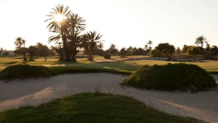 Mit ROBINSON geht's nach Tunesien. Auf Djerba warten Platzreifekurse und Gruppenangebote. (Foto: Djerba Golfclub)