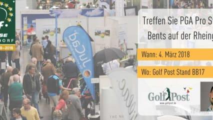 Treffen Sie Golf Post Trainingsexperte Steffen bents am 4. März auf der Rheingolf in Düsseldorf. (Foto: Golf Post)