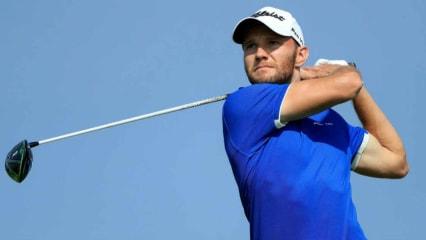 Maximilian Kieffer hat bei der NBO Oman Open in Maskat noch alle Chancen. (Foto: Getty)