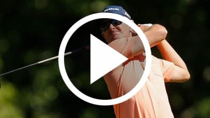 Golf Video Training Warm-Up Aufwärmen Justin Rose