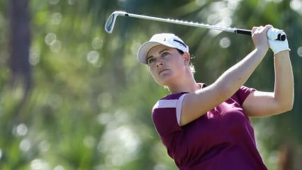 Turnier Round-Up LPGA Tour Kia Classic 2018 Caroline Masson