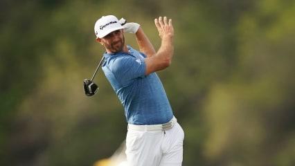 Dustin Johnson mit Rekordlänge bei World Golf Championship, die ihm nichts bringt. (Foto: Getty)