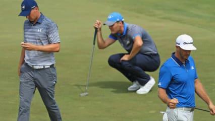 Ready Golf soll in Zukunft das Spiel auf dem Golfplatz wesentlich schneller gestalten. (Foto: Getty)