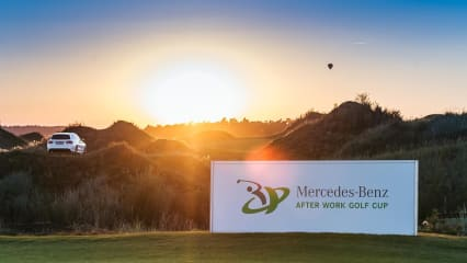 Mercedes Benz After Work Golf Cup 2018
