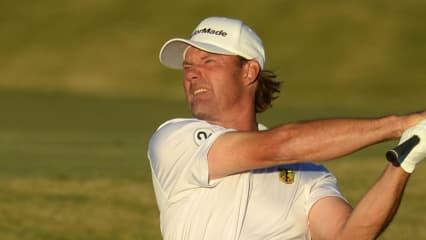 Alex Cejka im Mittelfeld der Zurich Classic auf der PGA Tour. (Foto: Getty)