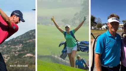 Skechers Golf setzt in den USA auf ein hochkarätiges Line Up und unterstütz junge deutsche Profigolfer und -golferinnen bei ihrem Weg an die Spitze. (Foto: Skechers/Anastasia Mickan/LETTour)