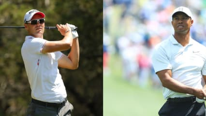 Martin Kaymer und Tiger Woods spielen in dieser Woche bei der Wells Fargo Championship auf der PGA Tour. (Foto: Getty)