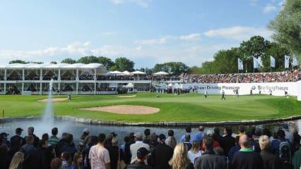Die BMW International Open findet ab 2019 ausschließlich in München statt. (Foto: BMW Golfsport)
