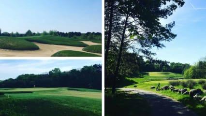 Alle drei Plätze des A-ROSA Resorts am Scharmützelsee konnten im Golf Post Test auf ganzer Linie überzeugen. (Foto: Golf Post)