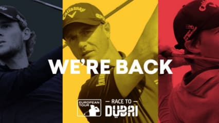 Die European Tour ist mit dem Belgian Knockout zurück auf belgischem Boden. (Foto: Twitter/@Belgian Knockout)