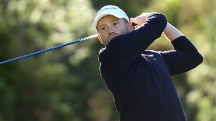 European Tour Rocco Forte Open 2018 Ergebnisse Tag 2 Philipp Mejow