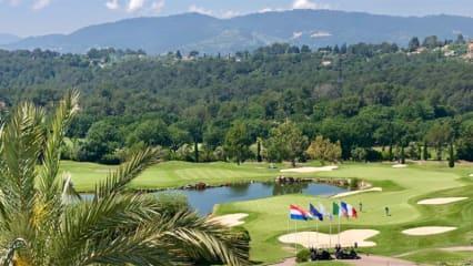 Golfreise Frankreich Côte d'Azur Reisebericht