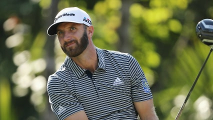 Dustin Johnson führt bei der Players Championship 2018. (Foto: Getty)