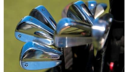 Tiger Woods neue Eisen gesichtet: TaylorMade startet das Projekt