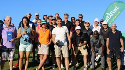 Die Teilnehmer der Golf Post Open 2018. (Foto: Golf Post)