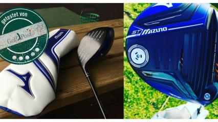 Zwei verschiedene Mizuno Driver im Test. Was können die Kraftbolzen aus Japan? (Foto: Golf Post)
