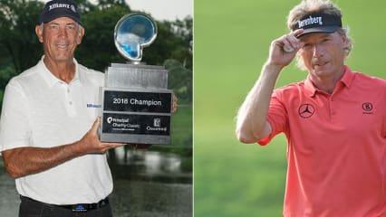 Tom Lehman triumphiert auf der PGA Tour Champions zu elften Mal, während Bernhard Langer geteilter Zweiter wird. (Foto: Twitter/@ChampionsTour)