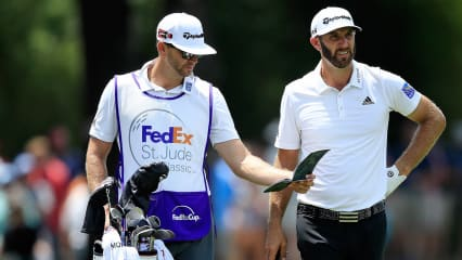 PGA Tour FedEx St. Jude Classic 2018 Tee Times Runde 3 Dustin Johnson